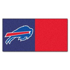 FANMATS Bills Blue/Red Textured Peel-and-Stick Carpet Tile at Lowe's. Want to show off your team pride in a big way? Carpet tiles are great for man caves, game rooms, and basements! Tiles are easy to install, just use the Carpet Flooring, Rugs On Carpet, Tile Flooring, Buffalo Bills Game, Commercial Carpet Tiles, Commercial Flooring, Star Wars, Nylon Carpet, Color Tile