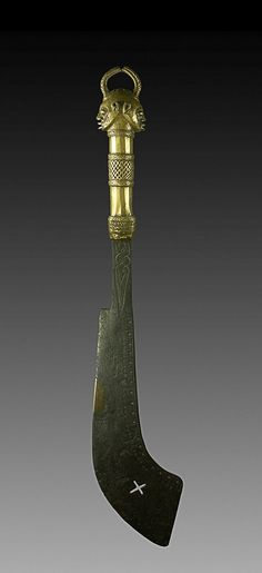 Ogboni ada ogun - 57,5cm - African sword and knife - African Weapons
