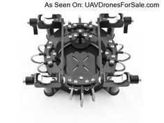 Live Wire Quick Release Anti-Vibration Gimbal Mount, Cinestar Droidworx Skyjib Multirotor Aircraft. http://uavdronesforsale.com/index.php?page=item=98