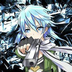 """1,111 Me gusta, 13 comentarios - Sword Art Online (@shino_asadaa_ggo) en Instagram: """"😄Follow me😄 --------------------------------------- 🔽TAGS🔽 ---------------------------------------…"""""""