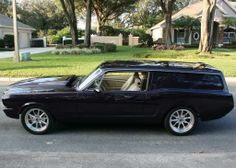 Mustang Sedan Delivery
