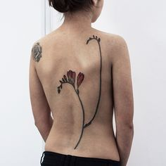 Olga Nekrasova - artnau #Ink #tattoo