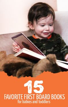 Reading to your child from a young age is a great parenting practice that helps promote communication and language development. Here are the best books to start out.
