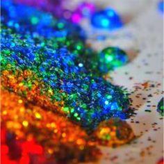 Glitter. Glitter. Glitter.