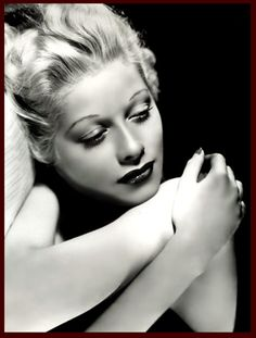 Lucille Ball   I never thought of her as beautiful but......