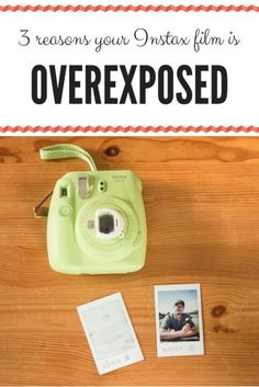 Did a photo you took with your Fujifilm Instax Mini 9 turn out completely or partially white? If so, your image was probably overexposed. In this article, we talk about the three main reasons overexposure can happen! Polaroid Instax Mini, Fujifilm Instax Mini 7s, Fuji Instax Mini, Instax Camera, Instax Tips, Instax Mini Ideas, Polaroid Pictures, Polaroids, Polaroid Ideas
