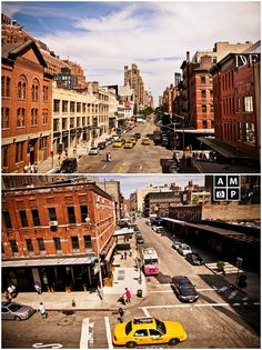 Meatpacking District...great neighborhood in New York
