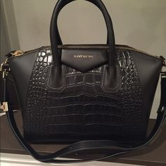Givenchy bag Real leather beautiful bag with dustbag mail me @g1ggz@hotmail.com Givenchy Bags Satchels