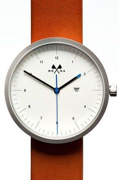 MONA Watches, french minimalism to its best.....What time is it.....quelle heure est-il