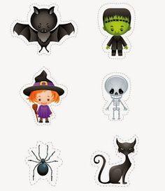 AS NOSSAS PARTILHAS: Halloween