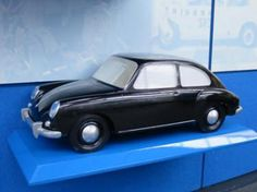 OG | 1952 Volkswagen / VW Project EA41 | Scale model from Pininfarina