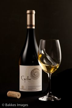 Wine Photography in Low Key by Riehan Bakkes, via Behance