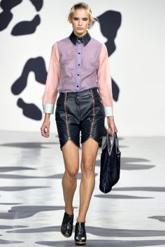 Spring 2012 Ready-to-Wear House of Holland