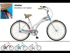 Phat Cycles - Beach Cruisers: Designer Bicycles - Aloha