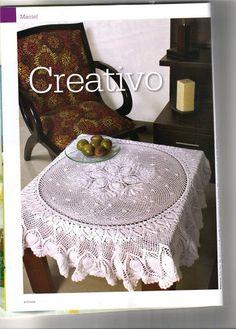 Arte Experto Croche N 70 - diamondinapril - Álbumes web de Picasa
