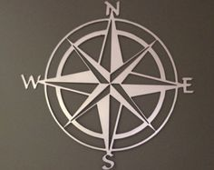 Clipart Compass Rose In Black And White 1 Royalty Free