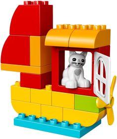 Duplo - LEGO DUPLO Creative Box [Lego 10854]