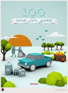 Love this poster  http://www.paulleedesign.com/