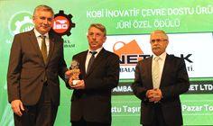 İstanbul Sanayi Odası Kobi İnovatif Çevre Dostu Ürün Dalında Jüri Özel Ödülü'nü aldık. Çevre Dostu Bez Çanta kullanımı ve bu konuda konudaki bilinç gün geçtikçe artıyor.