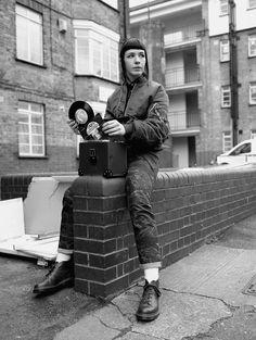 Spirit of '69. Shot by photographer Gavin Watson for Dr. Martens.