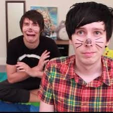 Dan is not on fire and The amazing phil