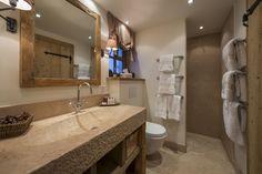 Chalet Nyumba Verbier bathroom