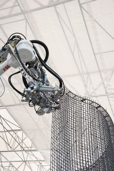 Researchers from Switzerland's ETH Zurich university will use robots and 3D printers to design and build a pioneering three-storey house at a local research and innovation campus.