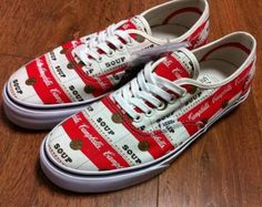 I want those so bad! #VansFan