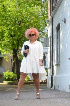 Plus size fashion for women by gisella francisca plus size fashion for women, curvy women Fat Fashion, Curvy Women Fashion, Boho Fashion, Womens Fashion, Fashion Tips, Style Fashion, Fashion Ideas, Fashion Vintage, Petite Fashion