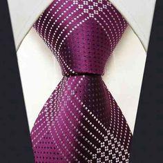 gravata seda jacquard feito a mão frete gratis