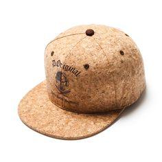 Original Cork Snapback - The D.Original Cork Snapback is an unconventional design by APPLEBUM that glorifies the rapper Jeru the Damaja. The fabric of the cap is actually. Men's Fashion, Hip Hop Fashion, Snapback Caps, Cool Slogans, Cool Hats, Custom Embroidery, Custom Hats, Headgear, Hats For Men