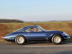 1962 Ferrari 400 Superamerica SWB Coupé Aerodinamico by Pininfarina | Villa Erba 2013 | RM AUCTIONS