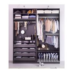 1000 images about master closet on pinterest ikea pax closet ikea and small dressing rooms. Black Bedroom Furniture Sets. Home Design Ideas