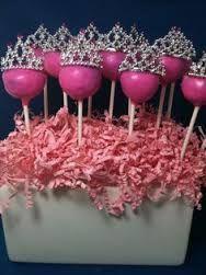 Resultado de imagen para crown cake pops