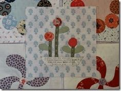 Stonefields quilt van Susan Smith gemaakt door  juudsquilts.blogspot.nl