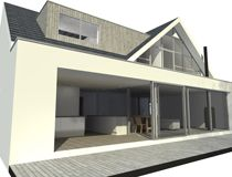 images of extensions to back of bungalows | 14 Leven Avenue | Meyrick Park | Bournemouth