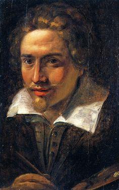 Self-portrait, Giulio Cesare Procaccini, Milan, Private Collection