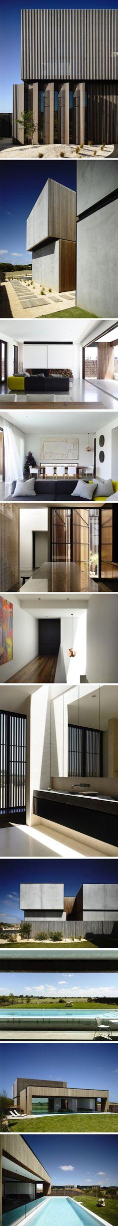 maison-2g #facade #design D-Architecture Pinterest Facade