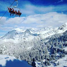 CHAMROUSSE - Casserousse : @chamroussemountainpark On recommence demain ?! 🎿 100% du domaine ouvert (sauf piste Marmottes) ❄️❄️👍👍 #chamrousse #alpes #alps #neige #snow #winter #hiver #ski #skiing #landscape #skiresort #montagne #mountain #grenoble #isere #powder #poudreuse #rhonealpes