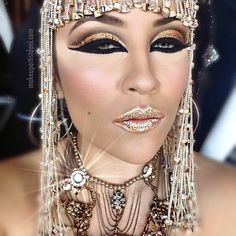 Cleopatra---Is it too early to be thinking about Halloween? haha