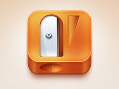 Pencil Sharpener icon