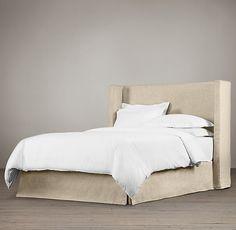 Restoration hardware bed frame