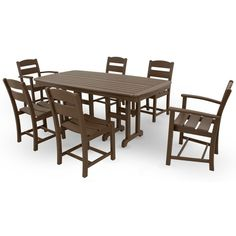 Found it at Wayfair - Ivy Terrace 7 Piece Dining Set