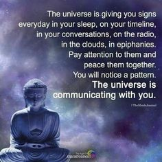 Vibrational Energy Manifestation - The Universe Is Giving You Signs Everyday In Your Sleep - themindsjournal. My long term illness is finally going away, and I think I might have found the love of my life. Funny Inspirational Quotes, Motivational Quotes, Funny Quotes, Lyric Quotes, Positive Affirmations, Positive Quotes, Affirmations Success, Humor Gospel, Wisdom Quotes