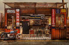 """Un restaurante, un concept store, un pop up... una idea adaptable a los espacios contract más innovadores. Una apuesta por salir de lo establecido en las propuestas de ocio.""""Aquella interminable carretera me atrapó en un bucle sinfín. Después de cientos…"""