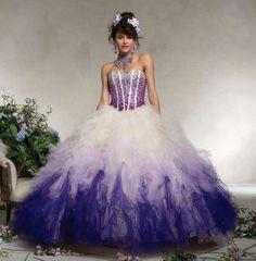 Gianna's Quince Dress Ideas