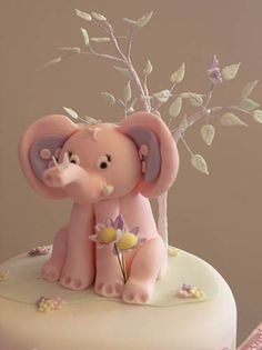 Fondant Cake Decoration