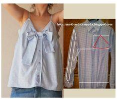 (누구나 할 수 있는) 옷만들기패턴 / 성인옷패턴 / 무료옷패턴 _ 해외리폼자료 모음(2) : 네이버 블로그