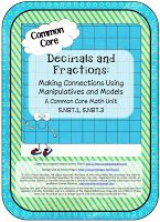 Math Coach's Corner Connecting Decimals and Fractions