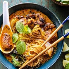 Tumeric Chicken, All You Need Is, Chicken Recipes, Thai Recipes, Seafood Recipes, Asian Recipes, Beef Recipes, Yummy Recipes, 16 Bars